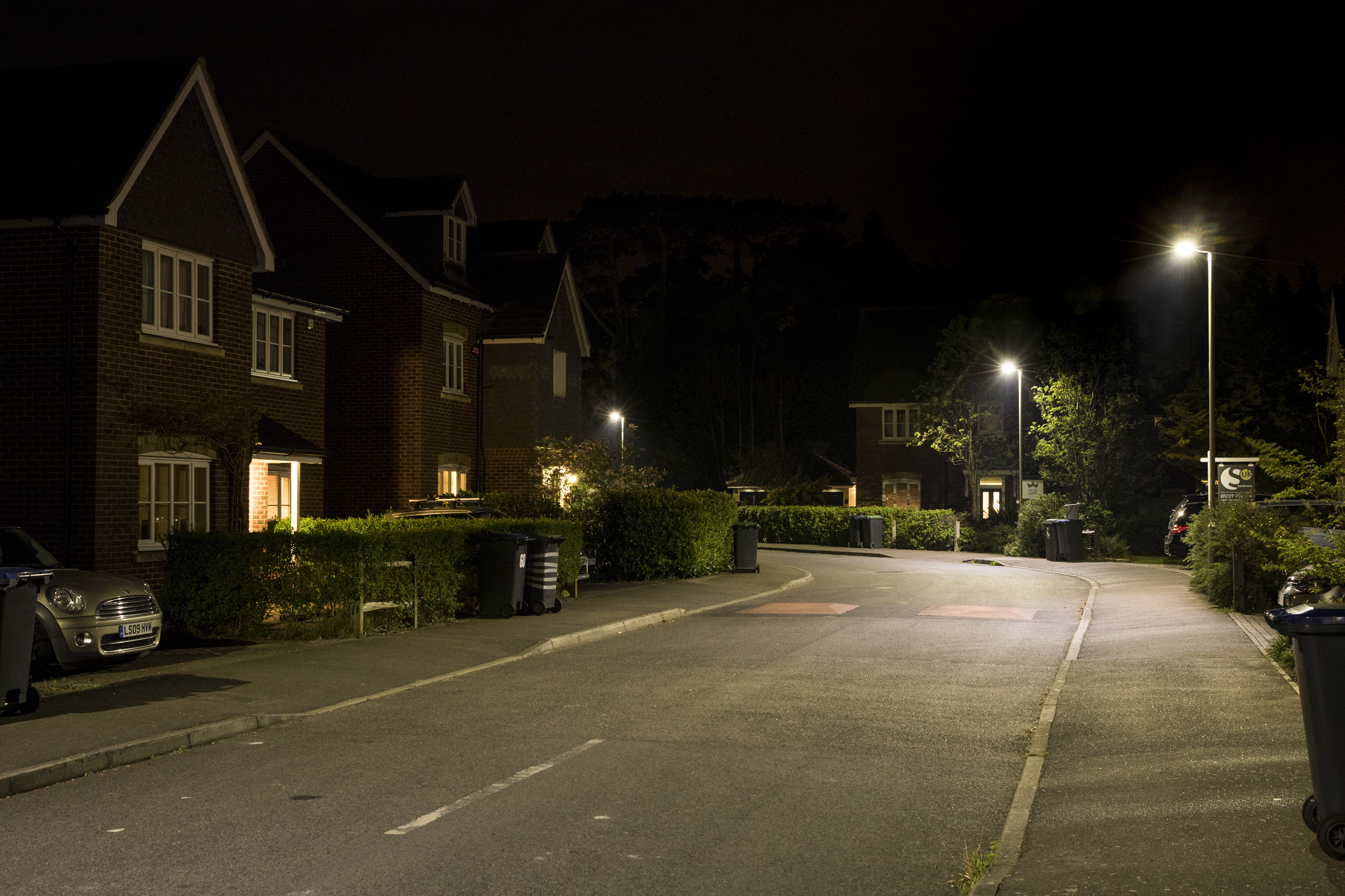 Kent Council Rakes In Savings With Massive Led Project