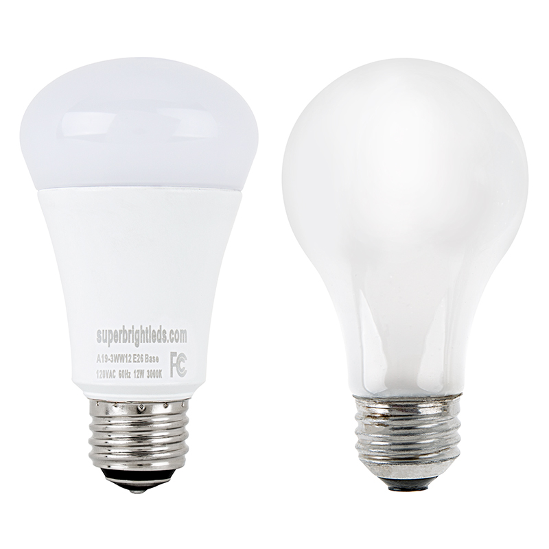 3-way LED bulb comparison
