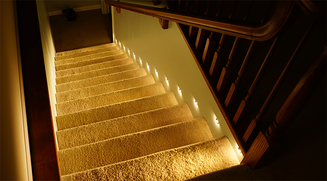 How To Install Motion Sensor Led Stair Lights Best Led
