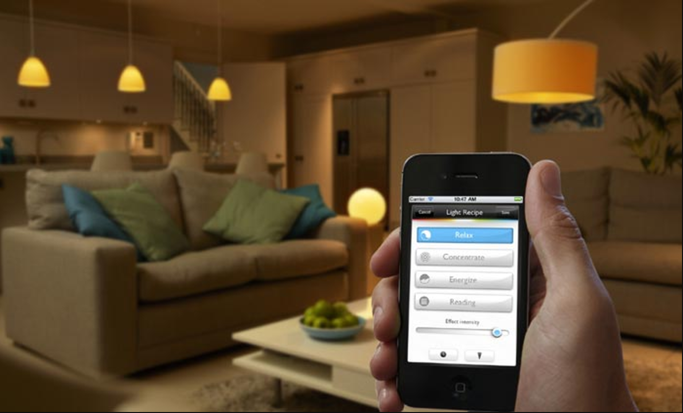 Smart lighting could become the norm 'within the decade'