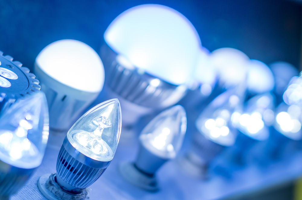 Types of LED bulb